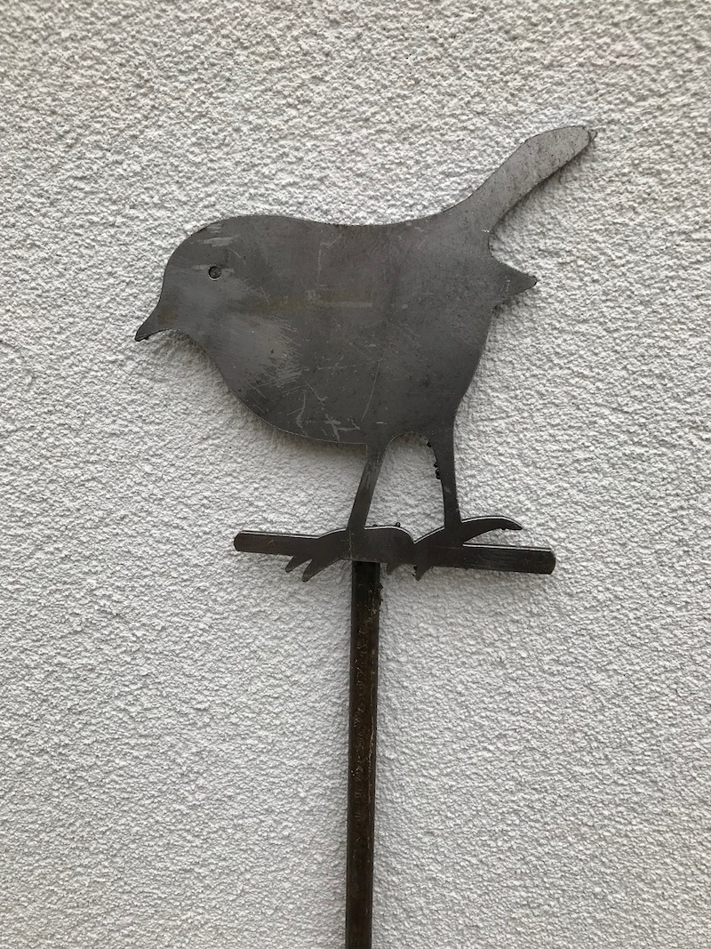 Decorative robin