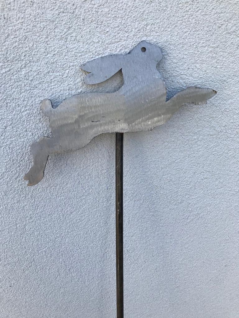 Decorative hare small